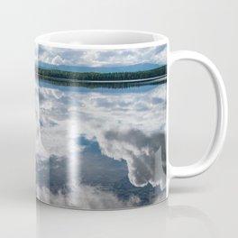 Tranquility At Its Best - Alaska Coffee Mug