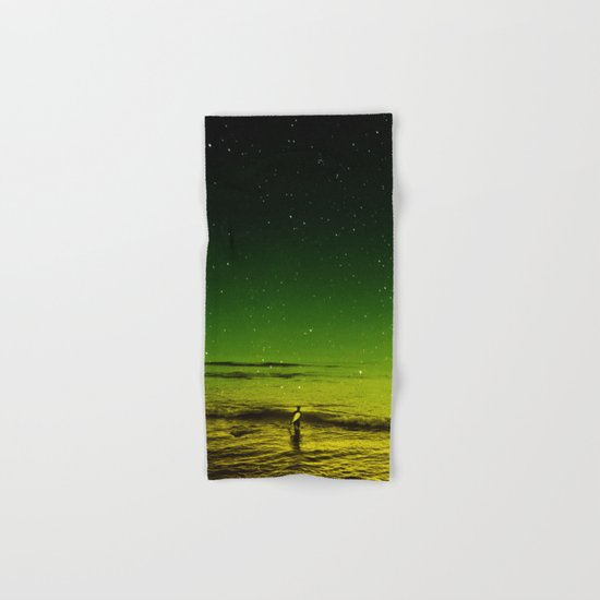 Lost Surfer Star Series Hand & Bath Towel