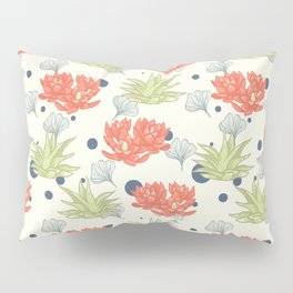 Succulent Pattern. no1 Pillow Sham