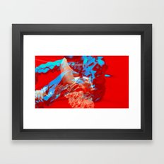 Out Series #007 Framed Art Print