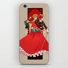 revolutionary sailors 2 iPhone & iPod Skin