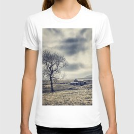 Lancashire farm house T-shirt