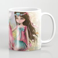 chelsea Mugs featuring Chelsea by solocosmo