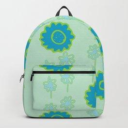 Handbag Heaven Blues - details Backpack