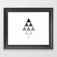 Formation lvl.3 Framed Art Print
