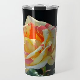 Autumn Rose by Teresa Thompson Travel Mug