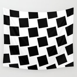 Chess Collectible – Board (Globally Local Media) Wall Tapestry