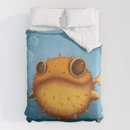 Let's blow up together Comforters