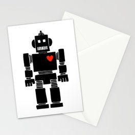 Loverbot Stationery Cards