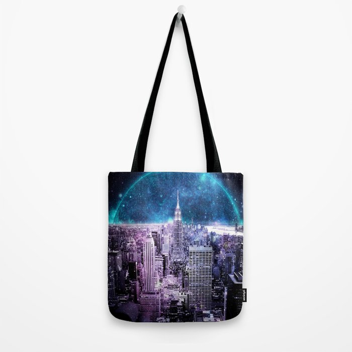 New York City : dream of another world Tote Bag