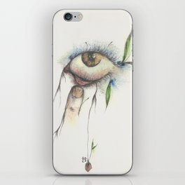 I wanna see You more clearly... iPhone Skin