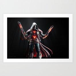 Reaper v2 Art Print