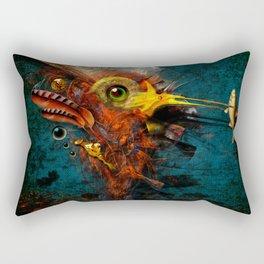 The Big Hunter Rectangular Pillow