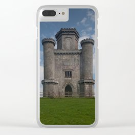 Paxton's Tower Clear iPhone Case