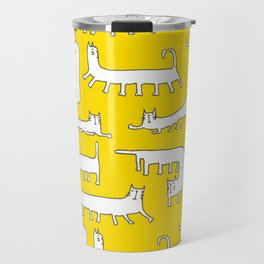 Catipede Travel Mug