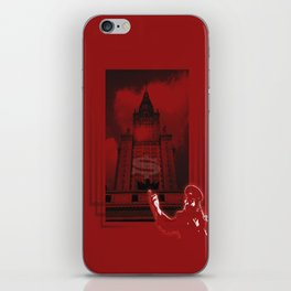 Moscow iPhone Skin