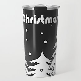 Merry Christmas ! Travel Mug