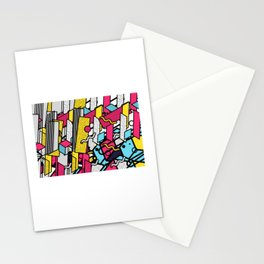 NEO MEMPHIS 14 Stationery Cards