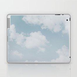 summer clouds Laptop & iPad Skin