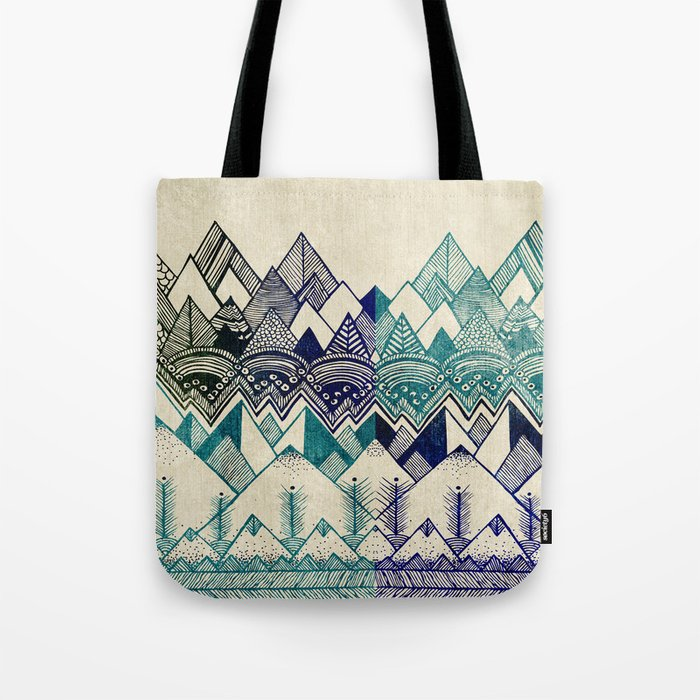 Two Worlds Tote Bag