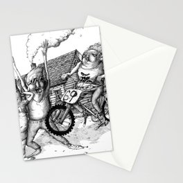 Kid Icarus Stationery Cards