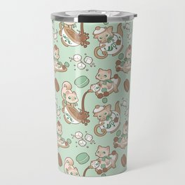 Kittea Time Travel Mug