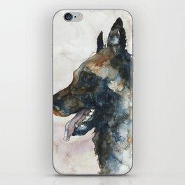 DOG #3 iPhone Skin