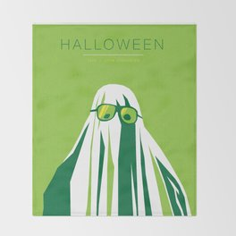 John Carpenter, Modern Master Series :: Halloween Throw Blanket