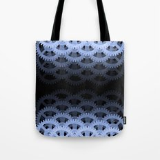 OBEY THE COG Tote Bag