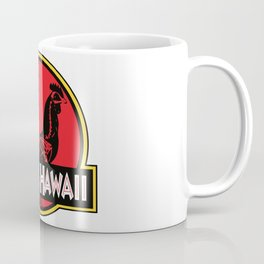 Kauai, Hawaii Jurassic Park Rooster Coffee Mug