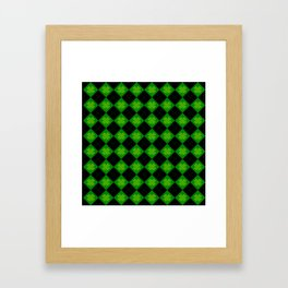 🍀 luck 🍀 Framed Art Print