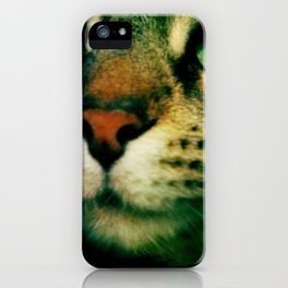 Puss iPhone Case