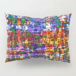 DOUGLAS FIR BARK STATURATED ABSTRACT Pillow Sham