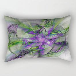 Painted with Love Rectangular Pillow