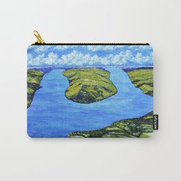 Bluff Point at Keuka Lake Carry-All Pouch