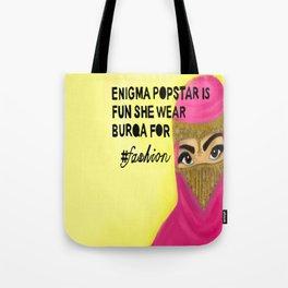 Burqa Tote Bag