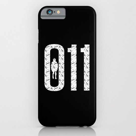 Eleven  |  Stranger Things iPhone & iPod Case