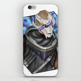 Vetra Nyx - Mass Effect Andromeda iPhone Skin
