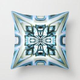 Puzzled Life Throw Pillow