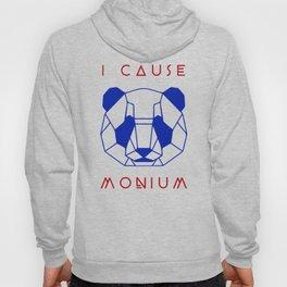 I Cause Panda-monium Hoody