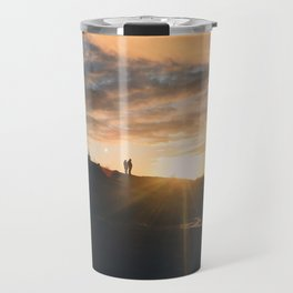 Arcadia Sunset Travel Mug