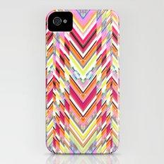 Technicolor Southwest Chevron iPhone (4, 4s) Slim Case
