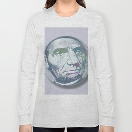 Abraham Lincoln Orb Long Sleeve T-shirt