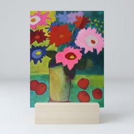 Bright Bouquet Mini Art Print