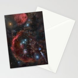 Orion Molecular Cloud Stationery Cards