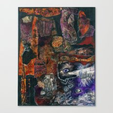 Seen and Unseen Canvas Print