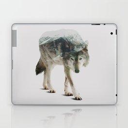 Winter Hunter Laptop & iPad Skin