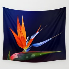 Birds of Paradise Wall Tapestry