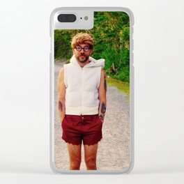 Abel Clear iPhone Case