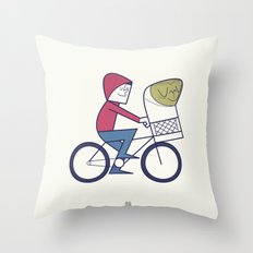 I believe in you Throw Pillow